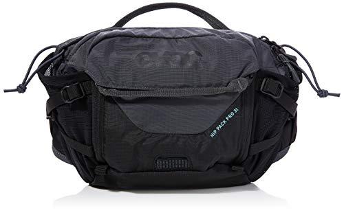 EVOC Sports GmbH HIP Pack PRO 3l Hüfttasche, Black/Carbon Grey, one Size -