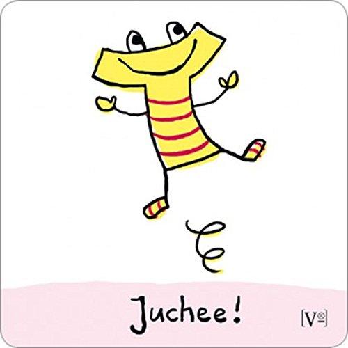 """Handy Putzi """"Juchee"""" Putztuch fürs Handy Displaytuch Tuch Computer Rannenberg"""