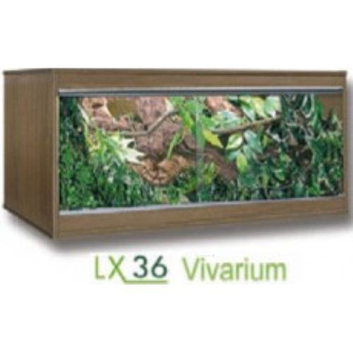 Hagen-Vivexotic-NEW-Viva-Terrestrial-Vivarium-Extra-Large-WALNUT