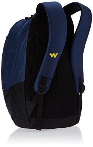 Wildcraft Turnaround Polyester 27 Ltrs Blue Laptop Bag (8903340000000) Image 3