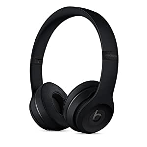 Beats Solo3 Wireless Casque audio supra auriculaire sans fil - Noir