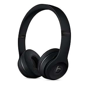 Beats Solo3 Wireless Casque Audio Supra auriculaire sans Fil - Noir