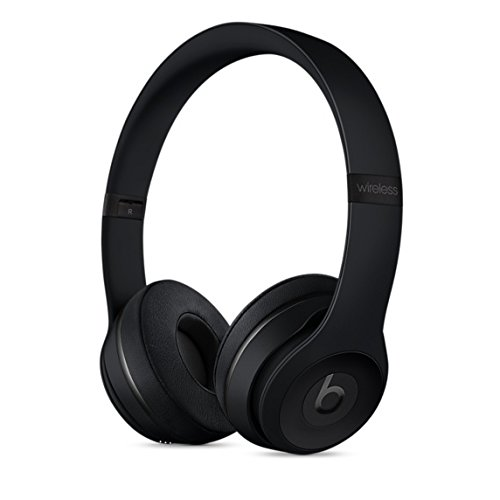 Beats by Dr. Dre Solo3 Wireless On-Ear Headphones - Black