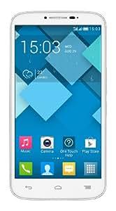 Alcatel Pop C9 Smartphone débloqué (Ecran: 5.5 pouces - 4 Go) Blanc (import Italie)