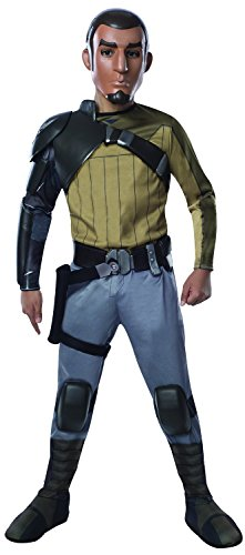 Kanan Jarrus Star Wars Rebels Kostüm für Kinder, - Kanan Star Wars Kostüm
