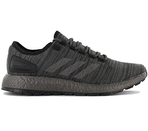 adidas Herren Pureboost All Terrain Fitnessschuhe schwarz (Negbas/Grpudg/Grmetr) 42 2/3 EU