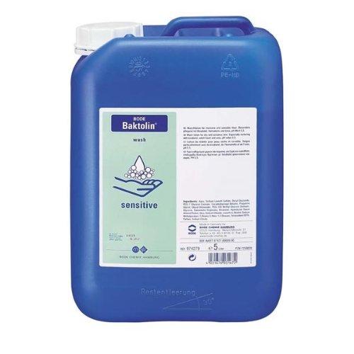 Medizinische Nachfüllen (Baktolin sensitive Waschlotion 5 Liter)