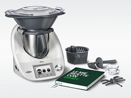 Vorwerk thermomix tm bol d occasion for Livre de cuisine thermomix d occasion