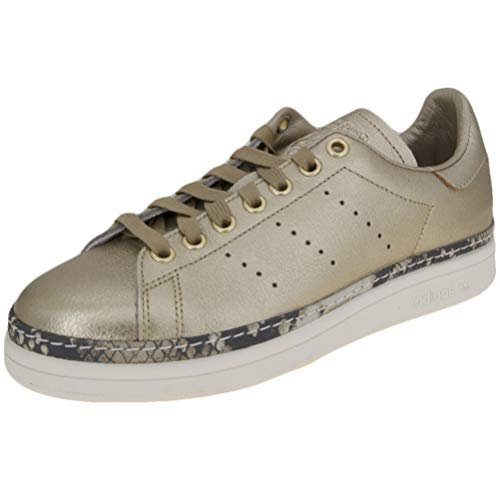 adidas Stan Smith New Bold W, Scarpe da Fitness Donna, Oro (Dorado 000), 36 EU