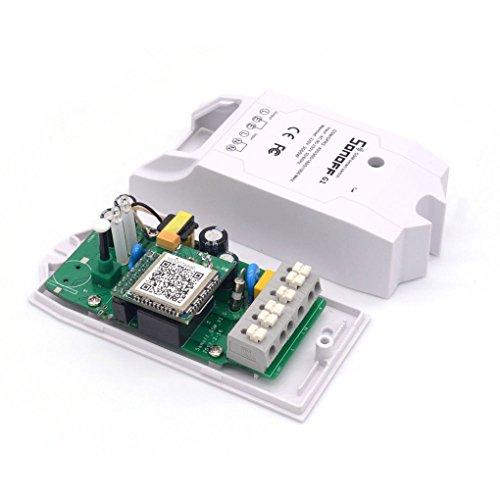 swikee sonoff G1Smart Timer Schalter von Handy App über GPRS GSM SIM Netzwerk geeignet für Wasser Pumpe Outdoor Lichter an/aus Kontrolle Verwenden