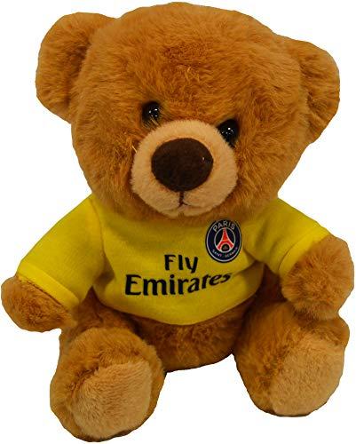 Plüschbär PSG – Neymar JR – Offizielle Kollektion Paris Saint Germain – Größe 16 cm