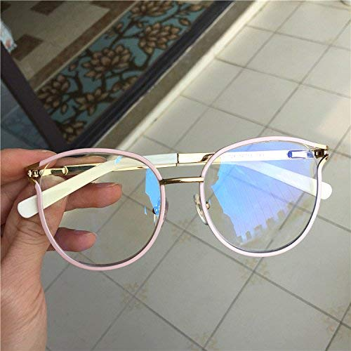 SCJ Die Vogue-Kröten-Brille verhindert, DASS Blaulicht-Lou leeres Metall mit großem Rahmen bekommt, um die Alten Bräuche wiederzubeleben