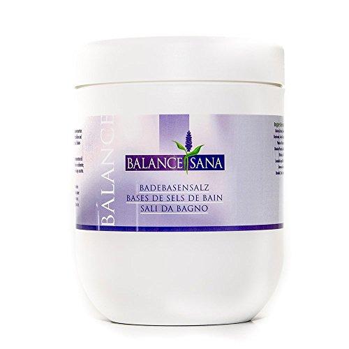 Basischer Badezusatz Lavendel | Badesalz | Basenbad | Kokoderma Balancesana® | Lavendel-Badezusatz