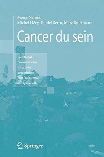 Cancer du Sein par Moise Namer
