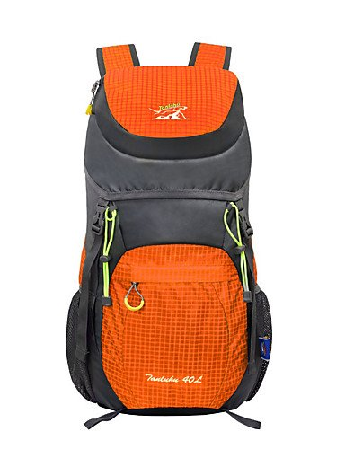 ZQ N/A L Rucksack Camping & Wandern / Reisen Draußen Wasserdicht andere Nylon N/A Black