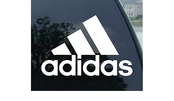 Adidas Aufkleber Aufkleber Amazonde Auto
