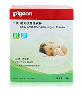 Pigeon 1500g Baby Antibacterial Detergent Powder