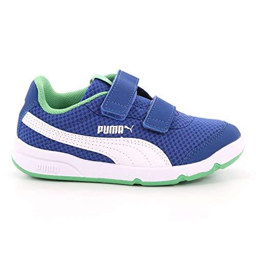 Puma scarpe sport per bambino e bambina 190703 stepfleex 04 surf the web size-map 34