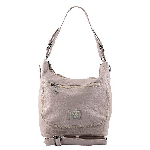 Bolso Caminatta V-252 New York Talla: U Color: ROSA
