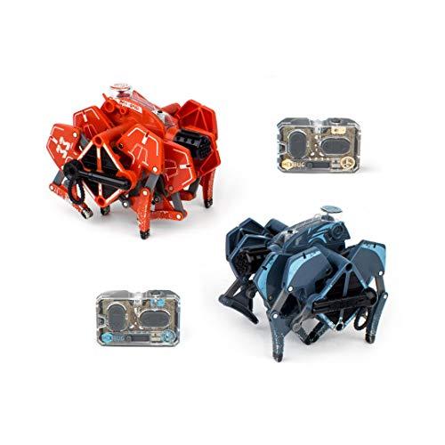 HEXBUG 501129 - Battle Ground Tarantula Twin Pack, Elektronisches Spielzeug