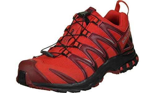 Salomon XA Pro 3D Gtx, Scarpe da Escursionismo Uomo Rosso