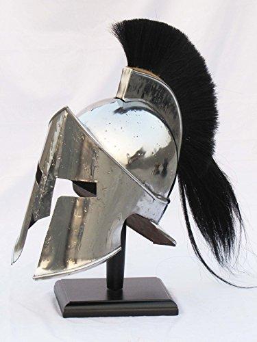 NAUTICALMART Mittelalter Griechisch Corinthian Armour Helm, tragbar Crusader Reenactment Kostüm