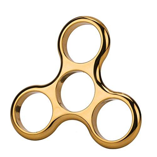 Preisvergleich Produktbild Webla Ohne Lager-Rahmen-Shell für Tri-Spinner Hand-Spinner EDC Fidget Toy YL