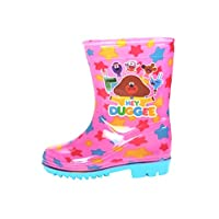 Hey Duggee Girls Wellies - Kids Welly Boots (9 UK Child)