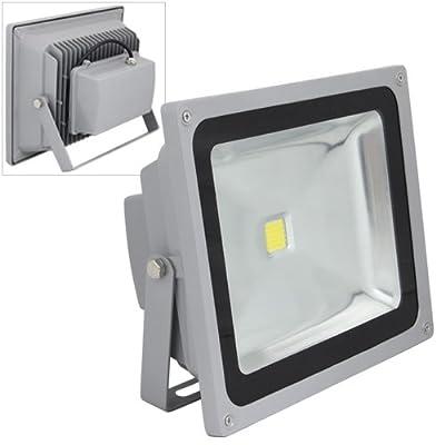 CroLED® 50W Weiß LED Fluter Flutlicht Strhaler Außenstrahler IP65 wasserdicht Garten Lampe von CroLED bei Lampenhans.de
