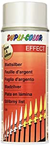 Duplicolor 290909 Spray Effet Feuille Argentée Ice, 400 ml