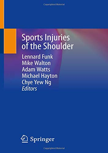 Sports Injuries of the Shoulder
