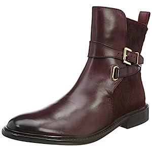 Melvin & Hamilton Sally 64 Chelsea Boots, Rotbraun