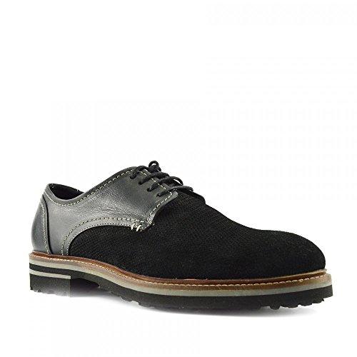 Kick Footwear , Brogue homme Noir
