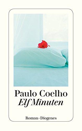 Buchcover Elf Minuten (detebe)
