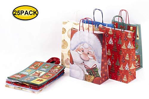 Florio 25 Shopper.Nat.26X35 Sh73365 Shoppers Regalo (Bolsas / Bolsas), Multicolor, 8001294873365