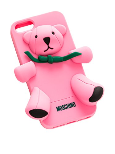 Love Moschino Etui iPhone 5/5S Rose
