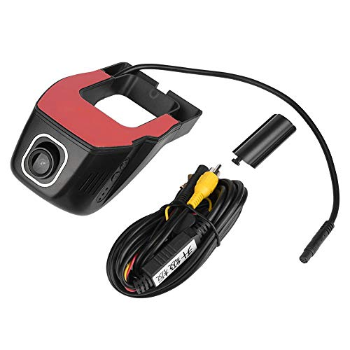 EBTOOLS Wifi Driving Recorder, Full HD 1080P 120 Grad Weitwinkel Nachtsichtgerät DVR