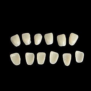 AZDENT®Dental Oral Ultra-Thin Whitening Veneers Resin Teeth Upper Anterior Shade A2 (75 pcs/bag)