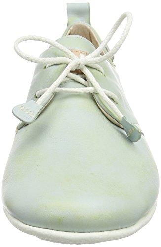Pikolinos CALABRIA 917_V16, Scarpe Stringate Basse Donna Verde (Verde (Green))
