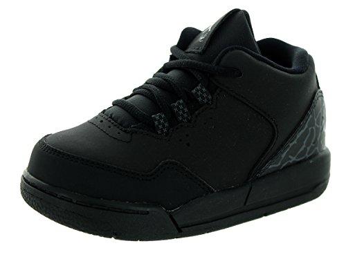 Nike Unisex Baby Jordan Flight Origin 2 BT Sneakers, Schwarz/Grau (Schwarz/Schwarz-Dunkelgrau), 25 EU