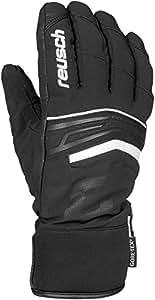 Reusch bellano gTX paire de gants pour homme 6,5 Noir - Noir/Blanc