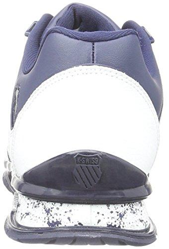 K-Swiss Rinzler Sp Speckle, Baskets Basses Homme Bleu (Navy/White 401)
