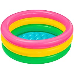 Intex Sunset - Piscina hinchable, 61 x 22 cm