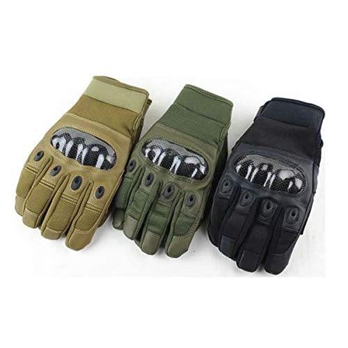41%2BghGAKwYL. SS500  - Aooaz Outdoor Riding Full Finger Turtle Shell Gloves B6 Anti-Skid Sports Wear Fitness Gloves