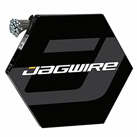 Jagwire Mountain Brake Cable Slick Stainless SRAM/Shimano Câbles de frein 100 pièces 1,5 x 1700 mm