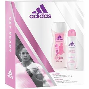 adidas Control APD + Smooth Shower Gel, 400 ml