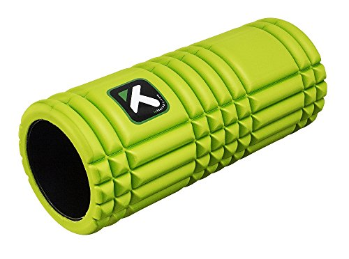 Trigger Point Foamroller Grid, Lime, Original (13-inch)