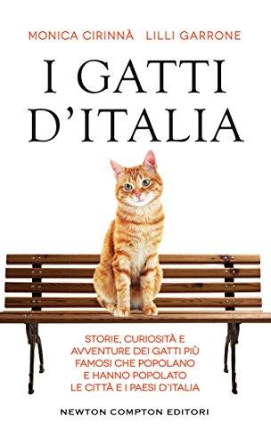 I gatti d'Italia di [Cirinnà, Monica, Garrone, Lilli]
