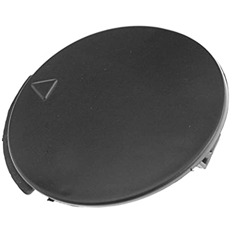 Front Bumper Towing Eye Cover Cap ABS