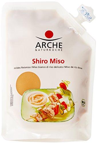 Arche Shiro Miso de Riz Bio 300 g - Lot de 2